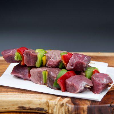 Beef Sosaties